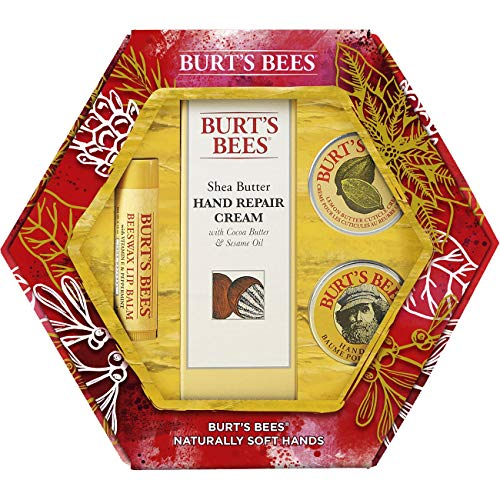 Burt's Bees Naturally Soft Hands Holiday Gift Set