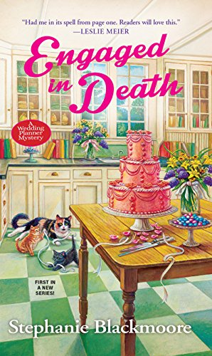 book cover of Engaged in Death