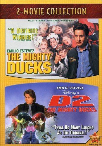 The Mighty Ducks/D2: The Mighty Ducks DVD 2-Pack 2 Pack Duck