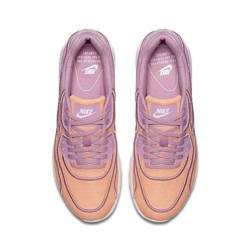 Women's Nike Air Max 90 Ultra 2.0 Breathe Casual Shoes (8) (Women Nike Air Max Orange)