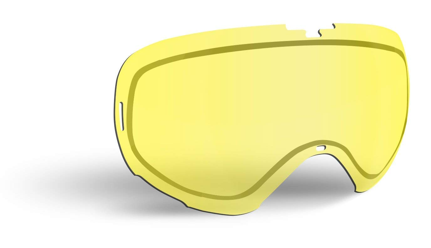 509 Revolver Trail Lens Non Vented - Yellow Tint
