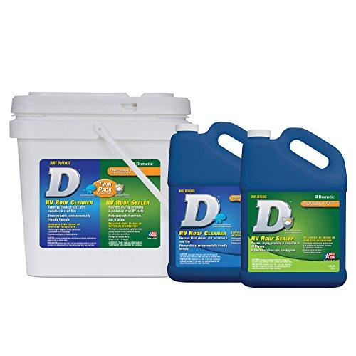 Dometic D1201201 RV Roof Sealer (Pail Sealer)