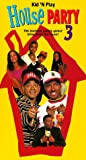 House Party 3 [VHS]