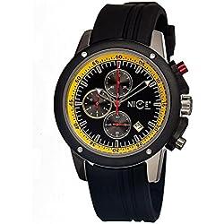 Nice Italy W1057enc021012 Enzo Chrono Mens Watch