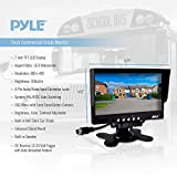 "Pyle Plcmtr72 7"" Commercial-Grade Weatherproof Backup Cameras & Monitor System"