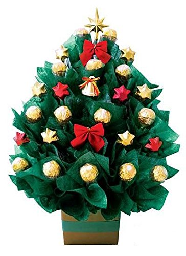 Grand Delights Ferrero Rocher Christmas Tree Ferrero Rocher Christmas
