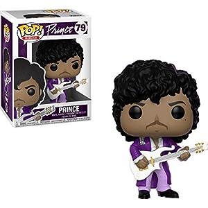 Funko Pop Rocks: Prince - Purple Rain Collectible Figure, Multicolor 4