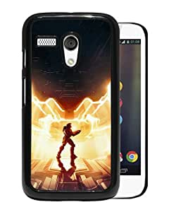 Grace Protactive Halo 4 Master Chief Black Case Cover for Moto G