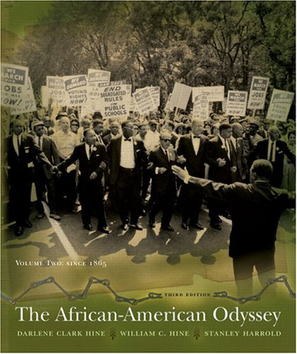 Search : The African-American Odyssey: Volume II (Chapters 12-24) (3rd Edition)