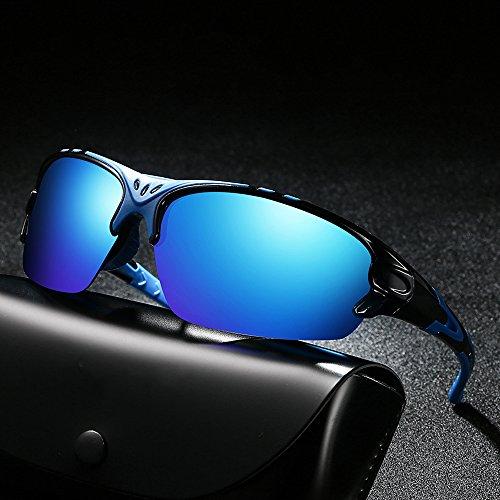 De A Viaje Blue Gafas Viento Sol Deportes De De Gafas Gafas Al De Aire Nuevos Gafas Polarizadas Libre Prueba Sol De Montar BzxTPWw1q