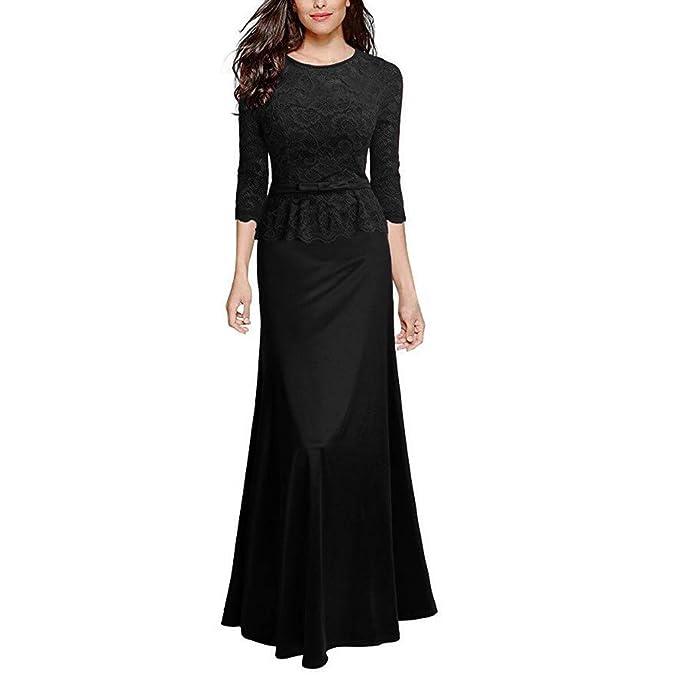 Amazon.com: Vestidos para mujer, FORUU Vestido de mujer de ...