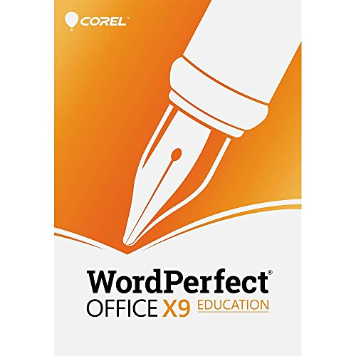 Corel WordPerfect Office X9 - Education Edition [PC Download]