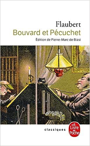 Amazon.fr - Bouvard et Pécuchet - Flaubert, Gustave - Livres