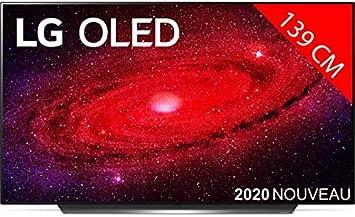 LG TV OLED 55CX6 4K UHD: BLOCK: Amazon.es: Electrónica