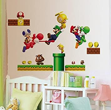 Wandtattoo/Wandaufkleber für Kinderzimmer, für Jungen, Motiv: lego ...