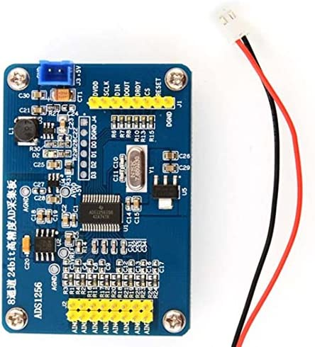 SYEX 5pcs//lot ADS1256 Module 24 Bit ADC AD Module High-precision ADC Data Acquisition Card