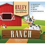 Ranch Seasoning 11 Ounce, Dip, Salad Dressing for Vegetables, Popcorn, Chicken and Pork