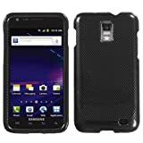 MYBAT SAMI727HPCIM003NP Compact and Durable Protective Cover for Samsung Galaxy S2 Skyrocket - 1 Pack - Retail Packaging - Carbon Fiber