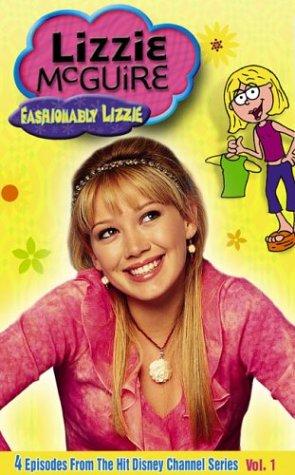 Lizzie McGuire - Fashionably Lizzie (TV Series, Vol. 1) [VHS]
