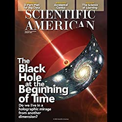 Scientific American, August 2014
