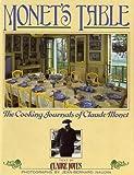 Monet's Table, Claire Joyes, 0671692593