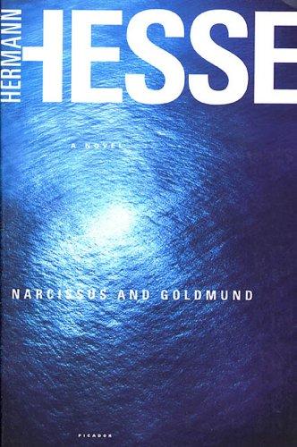 Narcissus And Goldmund A Novel Ebook Hermann Hesse Ursule