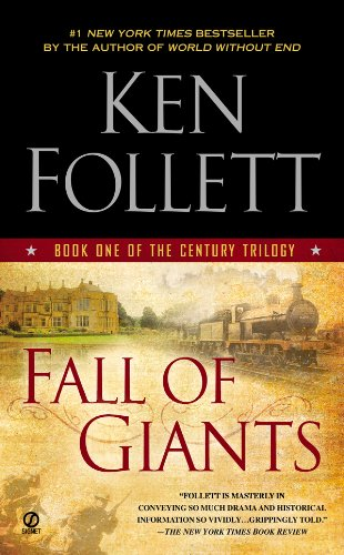 Fall of Giants (The Century Trilogy, Book 1) cover