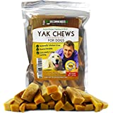 Vet Recommended New Yak Chew - (20 Count / 1.54LB) - Dog Chews Long Lasting - The 100% Natural Healthy Dog Chew - Extreme Long Lasting Cheese Chew Made from Himalayan Yak Milk.