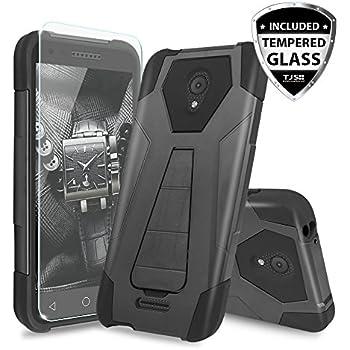 pretty nice a9842 846c9 Amazon.com: Phone Case for Tracfone Alcatel Raven LTE, Alcatel Verso ...