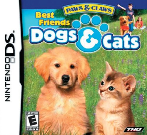 (Paws and Claws Dogs & Cats Best Friends)