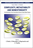 Complexity, Metastability and Nonextensivity, , 9812565256