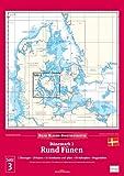 Delius Klasing-Sportbootkarten, Plano, Satz.3 : Dänemark