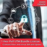 Software : Zyxel Complete UTM Security Bundle Subscription License (1 Year) for USG40 | USG40W
