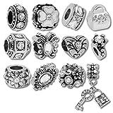 Best Disney Diamond Bracelets - European Charm Bracelet Charms and Beads For Women Review
