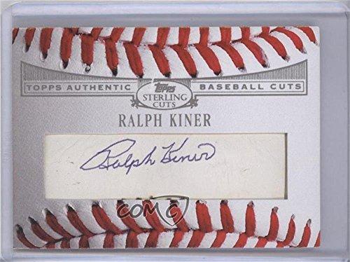 Ralph Kiner (Baseball Card) 2006 Topps Sterling - Baseball Cuts (2006 Topps Sterling Baseball)