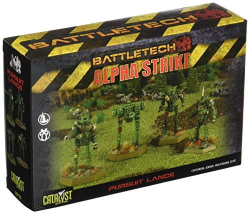 BattleTech Pursuit Lance Pack