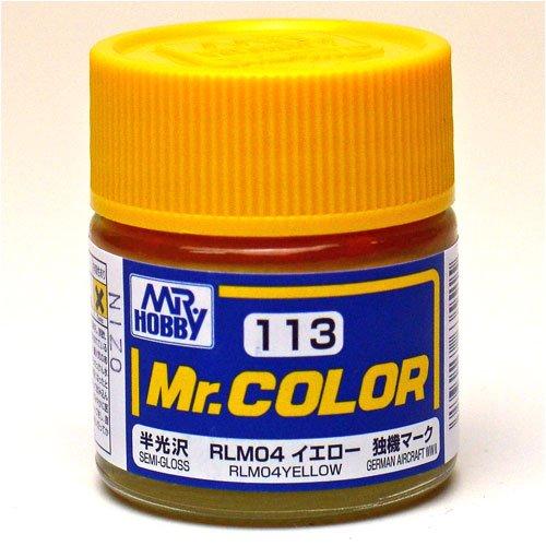 Mr.カラー C113 RLM04イエロー