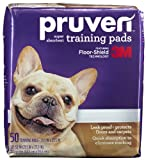 Pruven PP-50 21 by 23-Inch Super Absorbent Training Pads, 50 Count, My Pet Supplies