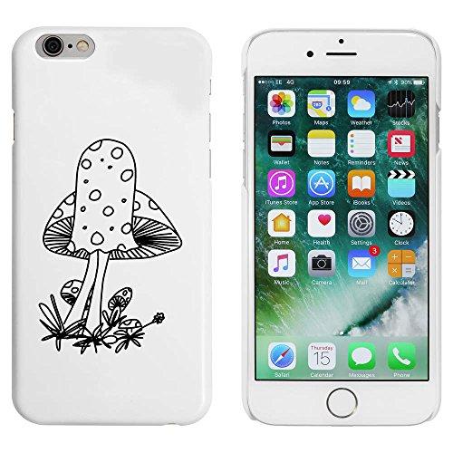 Blanc 'Tabourets de Crapaud' étui / housse pour iPhone 6 & 6s (MC00083707)