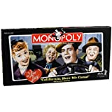Monopoly I Love Lucy California Here we Come