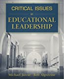 img - for Critical Issues in Educational Leadership book / textbook / text book