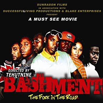 bashment fork in the road