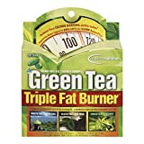 Best Green Tea Fat Burners - Irwin Naturals Triple-Tea Fat Burner Liquid Soft-Gel Review