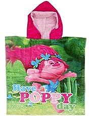 Kids Licensing tr17016 ręcznik kąpielowy z kapturem na rolkę