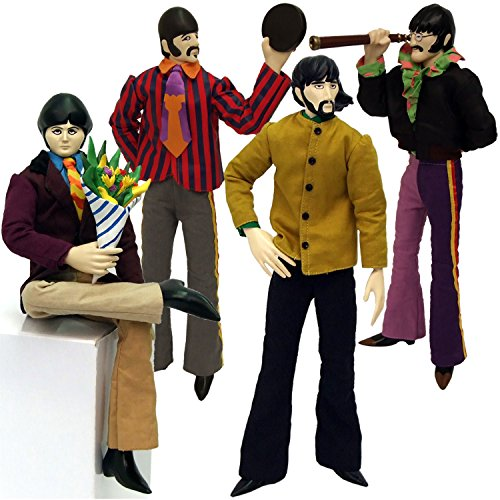 Beatles Collectibles: 2013 Yellow Submarine Fab Four Band Member 12
