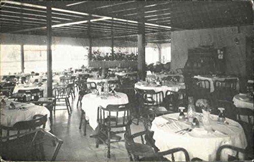 The Captain's Table Restaurant And Cocktail Lounge Deerfield Beach, Florida Original Vintage Postcard