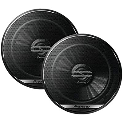 Pioneer TS-G1620F 600 Watts Max Power 6-1/2