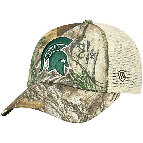 online store 1de66 4770e Michigan State Spartans Camouflage Hats