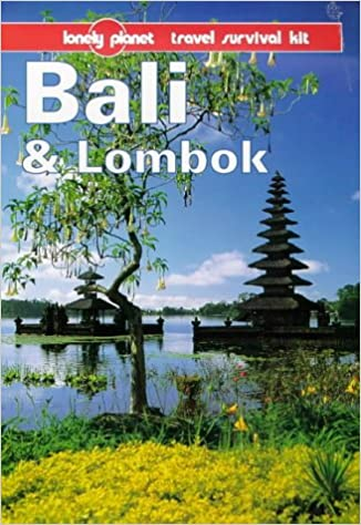 Lonely Planet : Bali and Lombok
