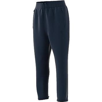 Hose Cropped Complements Damen 28 Adidas Styling Blau xFSgw6p
